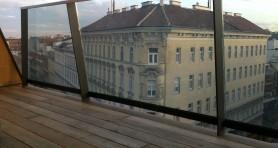 Balustrada balkonowa Wieden Austria